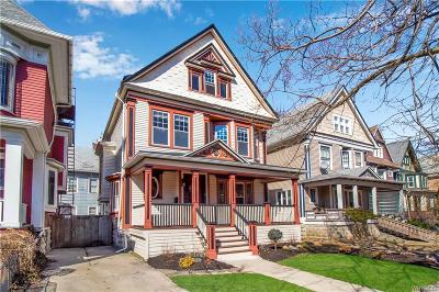 Buffalo Single Family Home P-Pending Sale: 536 Potomac Avenue