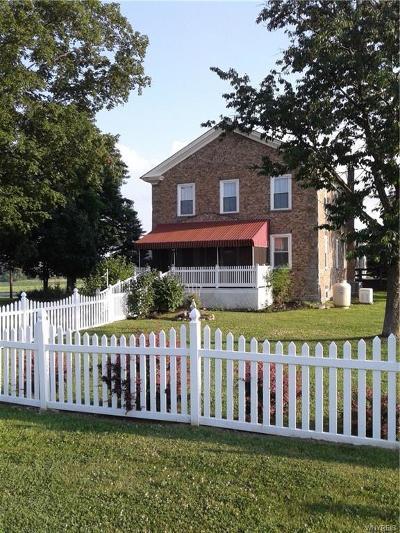 Covington Single Family Home For Sale: 716 Starr Road