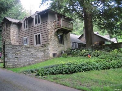 Boston Single Family Home For Sale: 8626 Back Creek Road