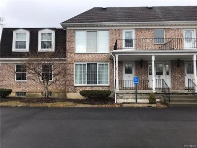 Orchard Park Condo/Townhouse U-Under Contract: 20 Carriage Drive #4