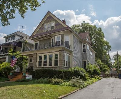 Buffalo Multi Family 2-4 P-Pending Sale: 206 Huntington Avenue