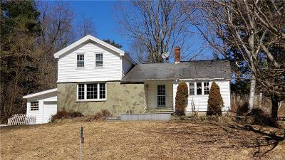 Mansfield Single Family Home For Sale: 7096 Nys Route 242