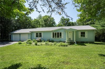 Ashville, Bemus Point, Celoron, Chautauqua, Chautauqua Institution, Dewittville, Gerry, Greenhurst, Jamestown, Lakewood, Maple Springs, Mayville Single Family Home A-Active: 5541 East Lake Road