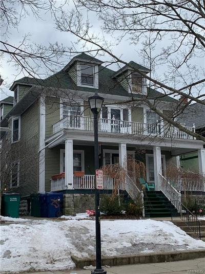 Buffalo Multi Family 2-4 P-Pending Sale: 25 Inwood Place
