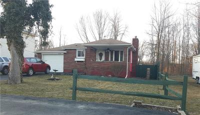 Niagara Falls Single Family Home U-Under Contract: 8308 3rd Avenue