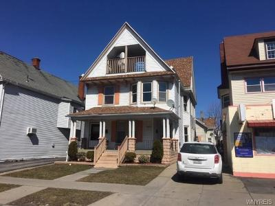 Buffalo Multi Family 5+ A-Active: 937 Niagara Street