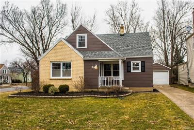 Amherst Single Family Home U-Under Contract: 89 Olney Drive