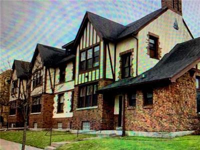 Buffalo Multi Family 5+ A-Active: 2779 Main Street