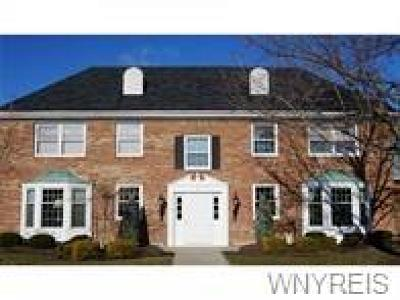 Amherst Condo/Townhouse P-Pending Sale: 75 Guilford Lane #2