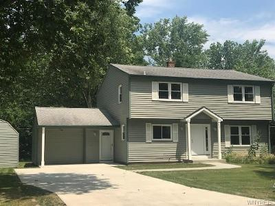 Lewiston NY Single Family Home A-Active: $299,900