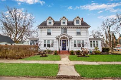 Buffalo Single Family Home P-Pending Sale: 325 Starin Avenue