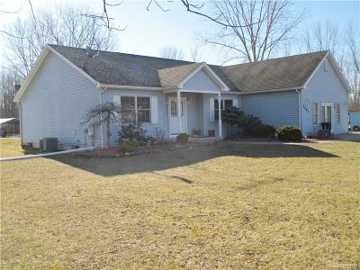 Wilson Single Family Home A-Active: 2481 Beebe Road