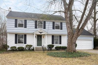 Amherst Single Family Home U-Under Contract: 279 Burroughs Dr