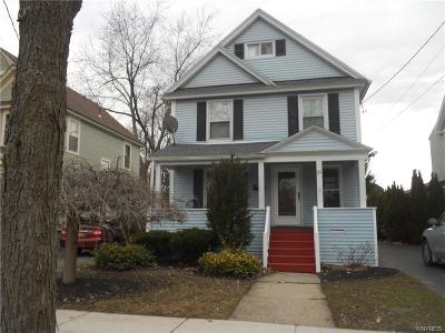 Genesee County Single Family Home U-Under Contract: 119 Trumbull Parkway