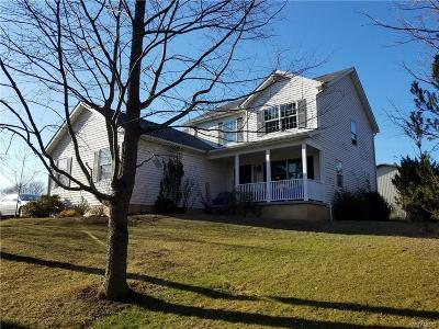 Single Family Home A-Active: 1495 Lake Road