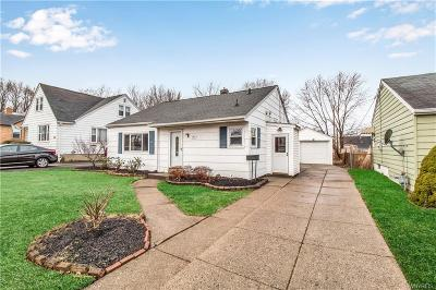 Single Family Home U-Under Contract: 142 Briarcliff Road