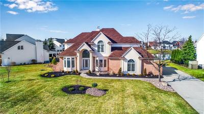 Erie County Single Family Home U-Under Contract: 8245 Golden Oak Circle