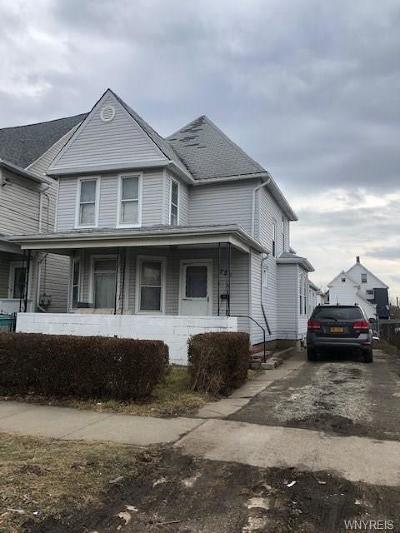 Niagara Falls Single Family Home A-Active: 725 15th Street