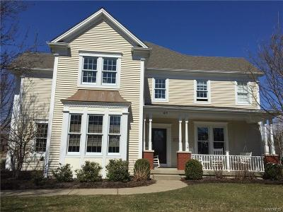 Orchard Park Single Family Home P-Pending Sale: 41 Silent Meadow Lane