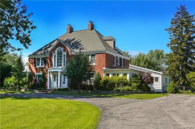 Amherst Single Family Home For Sale: 99 Lebrun Circle