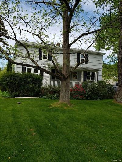 Erie County Single Family Home A-Active: 1284 Jewett Holmwood Road