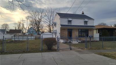 Niagara Falls Single Family Home A-Active: 1052 93rd Street