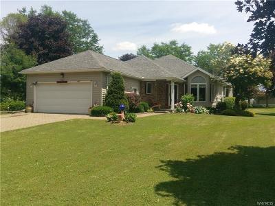 Gowanda Single Family Home A-Active: 13995 Taylor Hollow Road