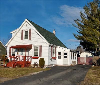 Genesee County Single Family Home C-Continue Show: 128 Osterhout Avenue