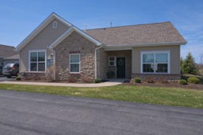 Condo/Townhouse A-Active: 9515 Bent Grass Run #D