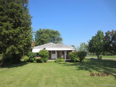 Single Family Home A-Active: 1691 Lake Road