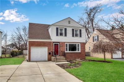 Amherst Single Family Home U-Under Contract: 146 Mona Drive