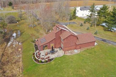 Single Family Home A-Active: 4189 Purdy Road