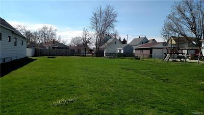 Cheektowaga Residential Lots & Land For Sale: Vl Garland Avenue