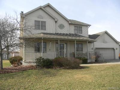 Niagara County Single Family Home A-Active: 4620 Theresa Lane