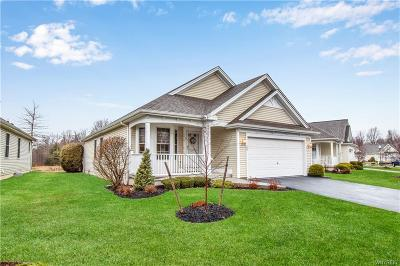 Erie County Single Family Home U-Under Contract: 26 French Oaks Lane