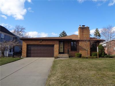 Amherst Single Family Home A-Active: 550 Kings Highway