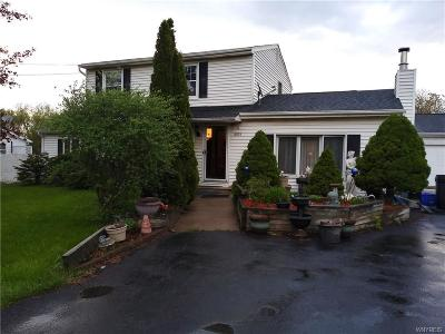 Lewiston NY Single Family Home A-Active: $229,990