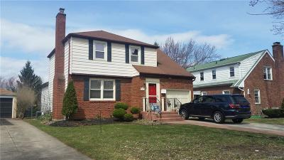 Amherst Single Family Home A-Active: 114 Garden Court