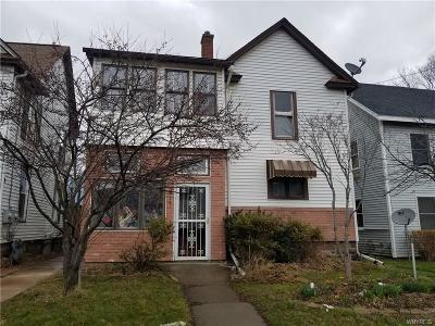 Multi Family 2-4 U-Under Contract: 211 East Center Street