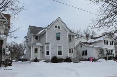 Multi Family Home Sold: 152 Elmwood Avenue
