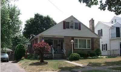 Niagara Falls Single Family Home A-Active: 1307 James Avenue