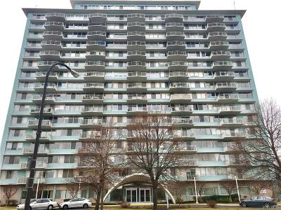 Buffalo Condo/Townhouse A-Active: 1088 Delaware Avenue #6J