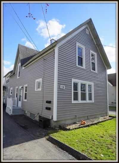 North Tonawanda Multi Family 2-4 U-Under Contract: 19 3rd Avenue
