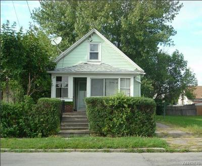 Niagara Falls Single Family Home A-Active: 3314 Ely Avenue
