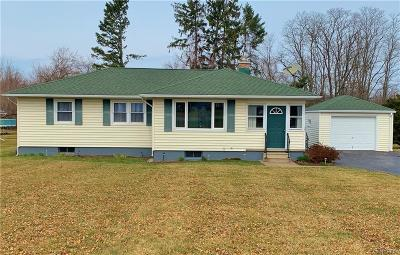 Single Family Home A-Active: 903 Lockport Road
