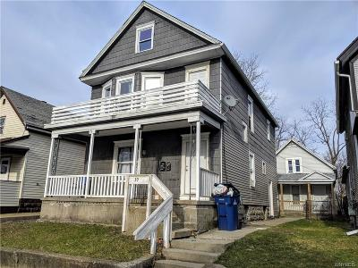Buffalo Multi Family 2-4 U-Under Contract: 39 Barry Place