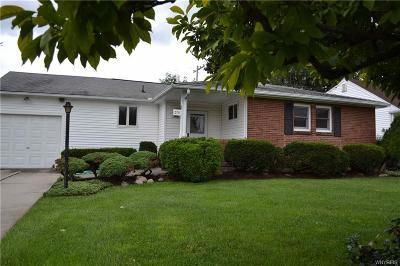 Amherst Single Family Home U-Under Contract: 331 Smallwood Drive
