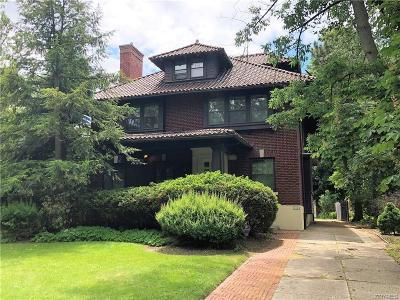 Buffalo Single Family Home For Sale: 114 Chapin Parkway