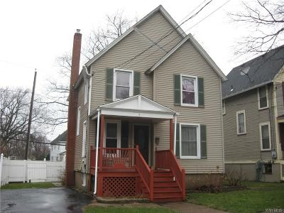 Genesee County Single Family Home C-Continue Show: 3 Prospect Avenue