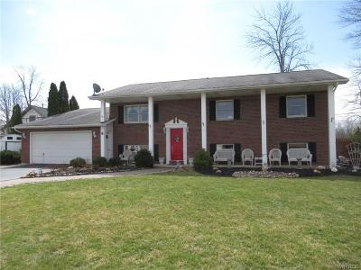Grand Island Single Family Home U-Under Contract: 1588 Towerwood Road